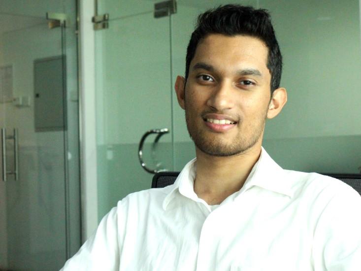 Deepak K. Pradeep