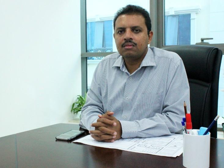 Jins V Madhavan